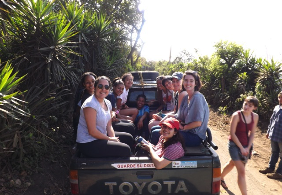 Cornell Students Travel to Nicaragua: Reflections from the field