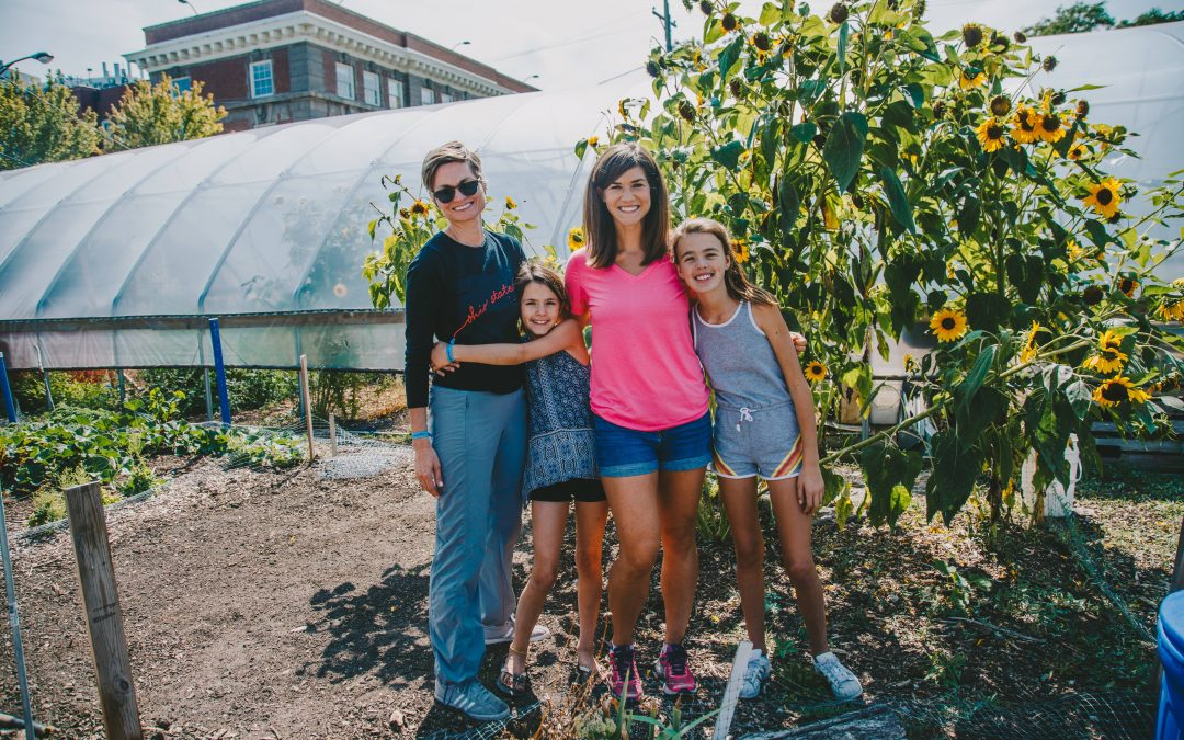 Chicago Volunteering: One family's journey from global to local impact