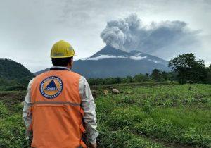 guatemala's volcano